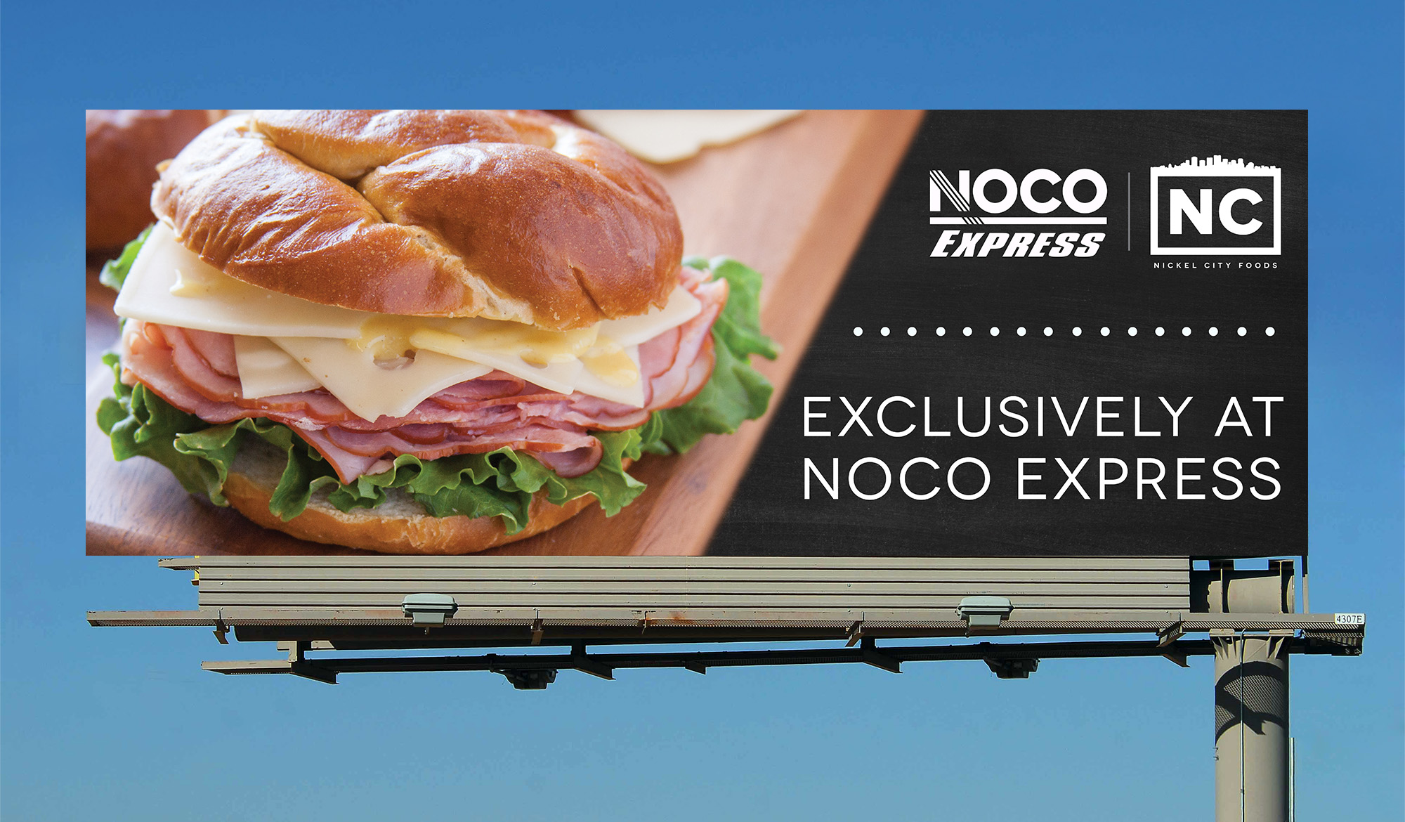 Nickel City Foods Billboard