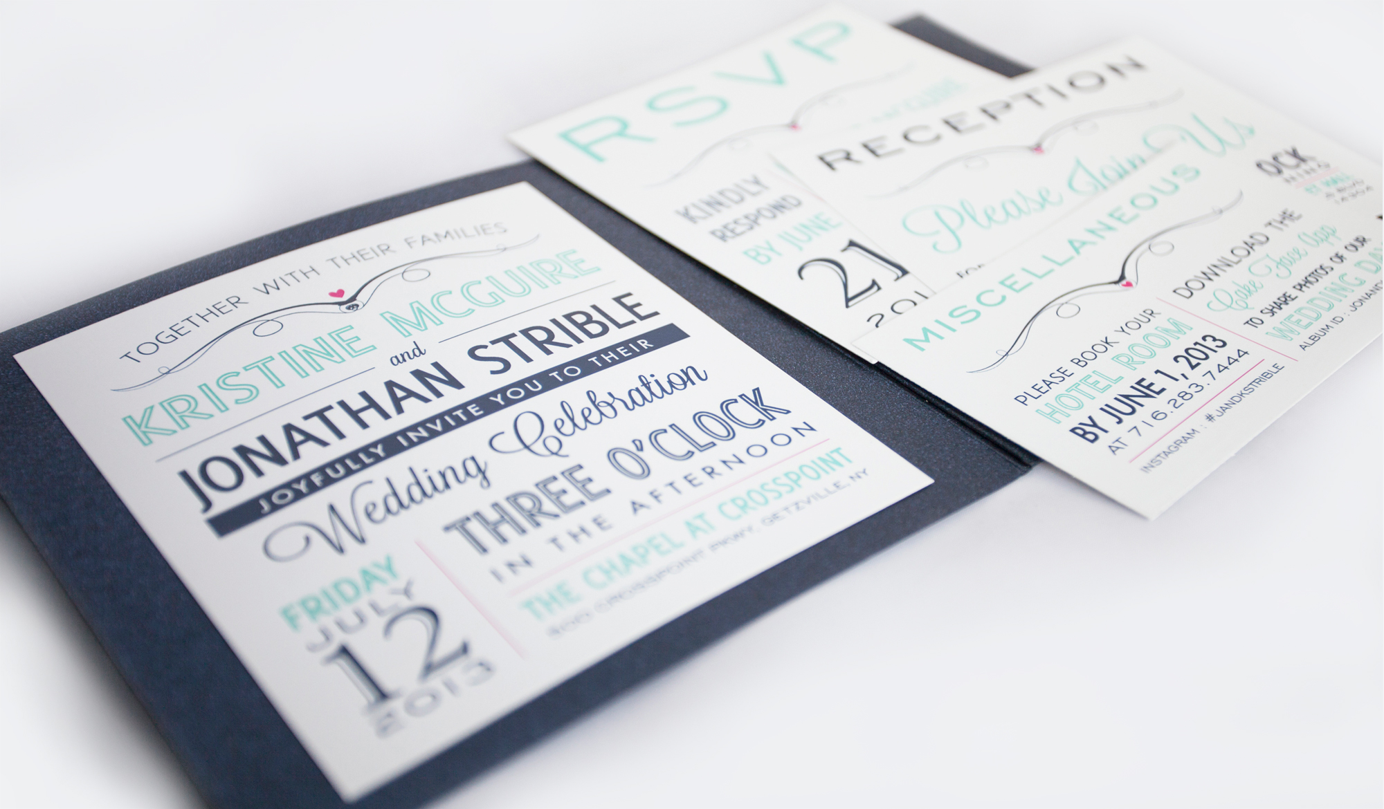 Modern wedding invitation graphic design wedding invitation stopboris